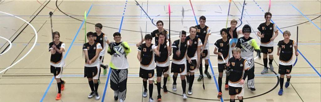 U16B: Team Aarau – knapper Sieg