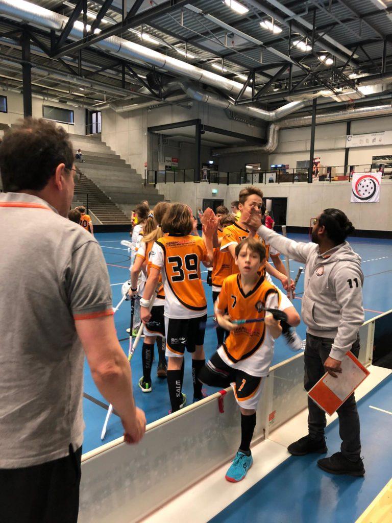 U14/U17B: 4 Punkte trotz schläfrigem Auftritt