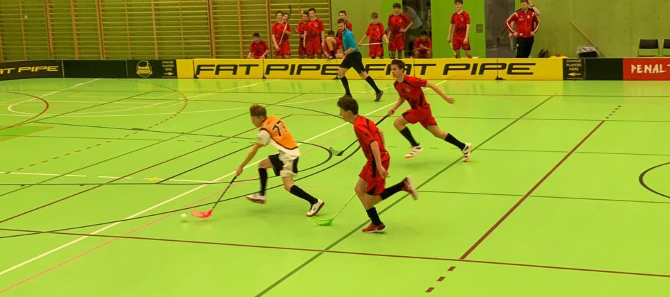 U16 B: vs. Team Aarau