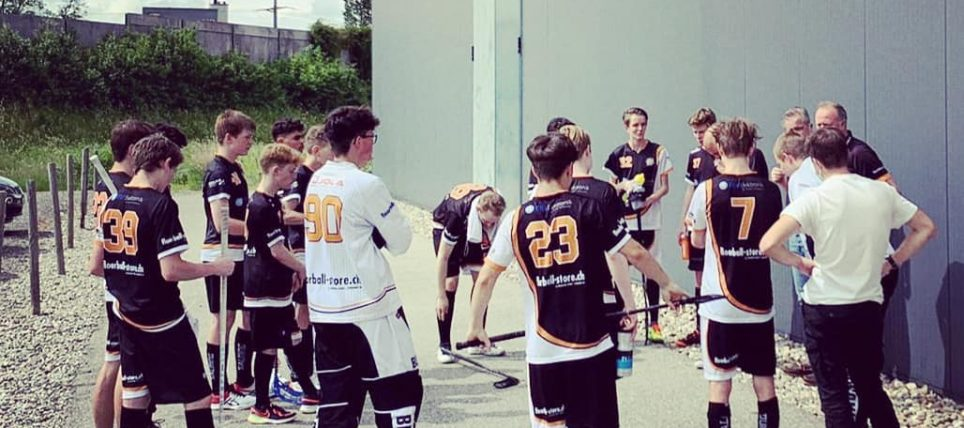 Comeback Cup U18C: Halbfinale vs. Hornets Regio Moosseedorf Worblental
